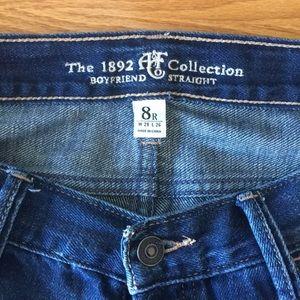 Abercrombie & Fitch Jeans - BRAND NEW Abercrombie Boyfriend Jeans